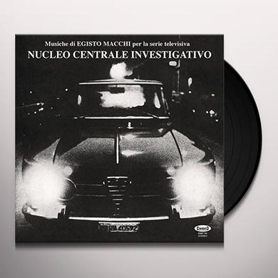 NUCLEO CENTRALE INVESTIGATIVO / O.S.T. (ITA) NUCLEO CENTRALE INVESTIGATIVO / O.S.T. Vinyl Record