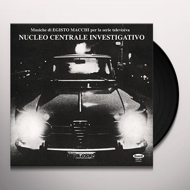 NUCLEO CENTRALE INVESTIGATIVO / O.S.T. (ITA) NUCLEO CENTRALE INVESTIGATIVO / O.S.T. Vinyl Record - Italy Import