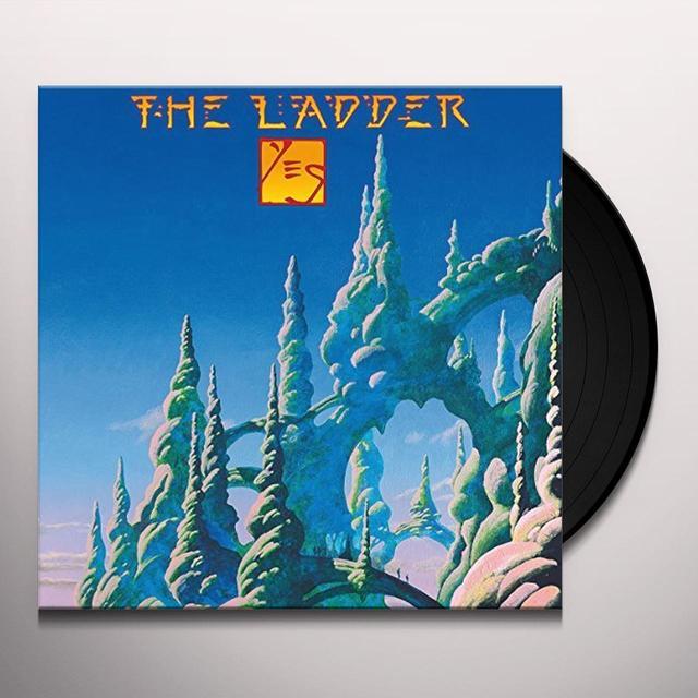 Yes LADDER Vinyl Record - 180 Gram Pressing, Holland Import