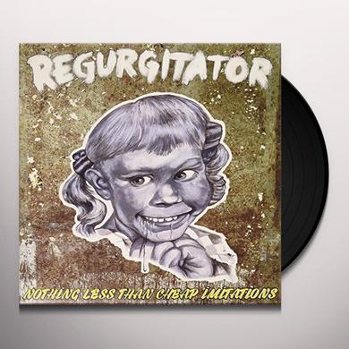 Regurgitator NOTHING LESS THAN CHEAP IMITATIONS: LIVE AT HIFI Vinyl Record