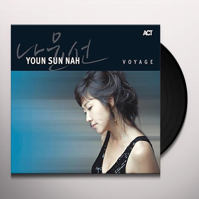 Youn Sun Nah VOYAGE Vinyl Record - Australia Import