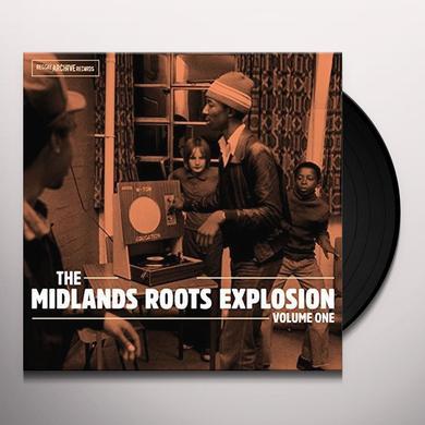 MIDLANDS ROOTS EXPLOSION / VARIOUS (AUS) MIDLANDS ROOTS EXPLOSION / VARIOUS Vinyl Record - Australia Import