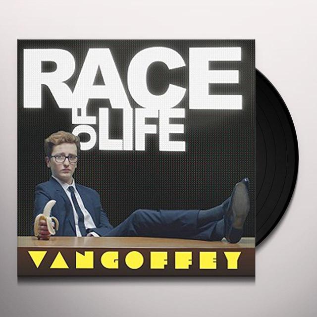 VANGOFFEY RACE OF LIFE Vinyl Record - UK Import