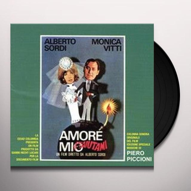 AMORE MIO AIUTAMI / O.S.T. (ITA) AMORE MIO AIUTAMI / O.S.T. Vinyl Record - Italy Import