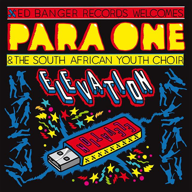 PARA ONE & SOUTH AFRICAN YOUTH CHOIR ELEVATION Vinyl Record - UK Import