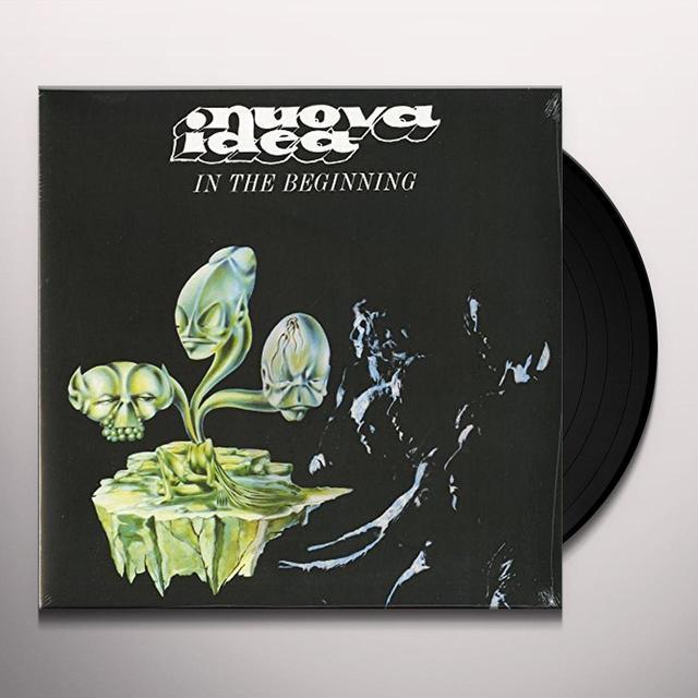 NUOVA IDEA IN THE BEGINNING Vinyl Record - Italy Import
