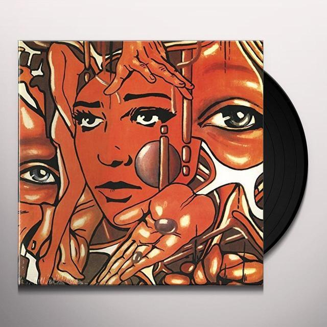 Quella Vecchia Locanda IL TEMPO DELLA GIOIA Vinyl Record - Italy Import