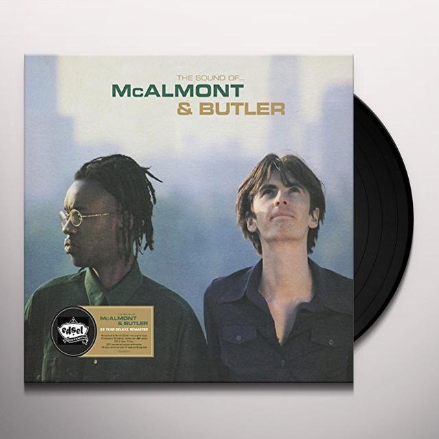 SOUND OF MCALMONT & BUTLER Vinyl Record - UK Import