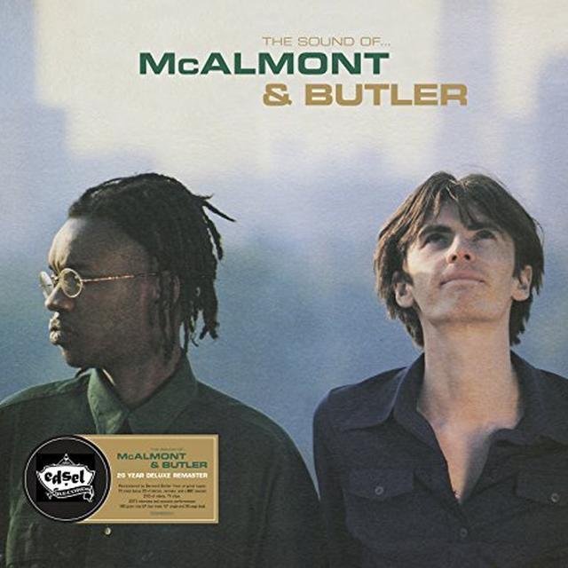 SOUND OF MCALMONT & BUTLER Vinyl Record