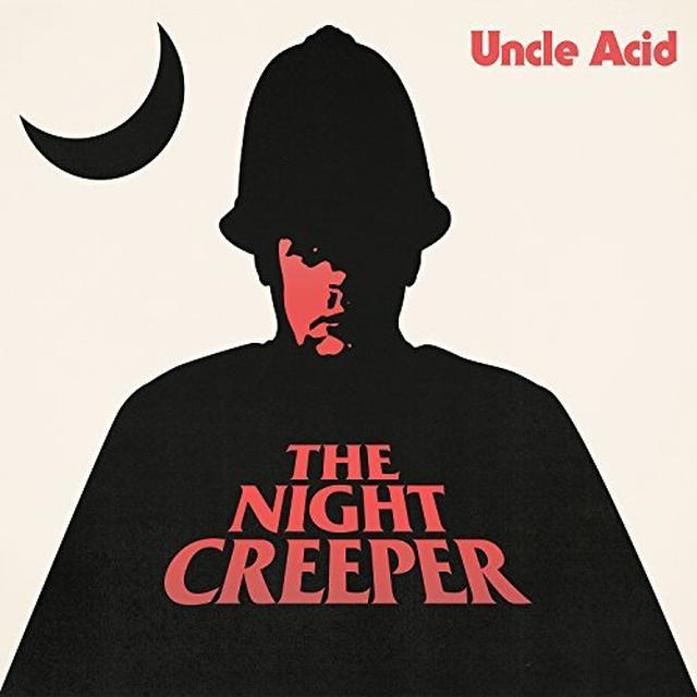 Uncle Acid & The Deadbeats NIGHT CREEPER Vinyl Record - UK Import