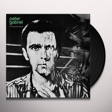 PETER GABRIEL 3-EINE DEUTSCHES ALBUM Vinyl Record - UK Import