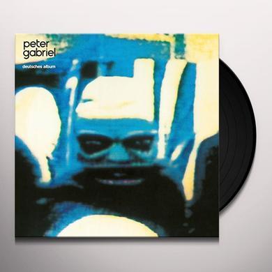 PETER GABRIEL 4-EINE DEUTSCHES ALBUM Vinyl Record