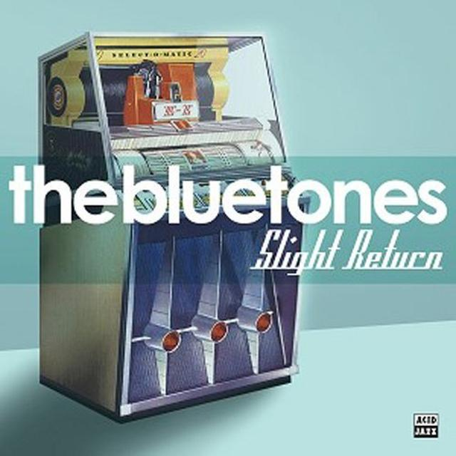 The Bluetones SLIGHT RETURN Vinyl Record - UK Release