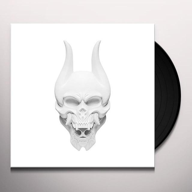 Trivium SILENCE IN THE SNOW Vinyl Record - UK Import