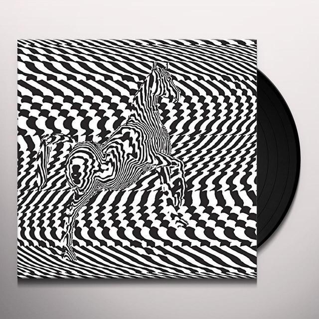 Moire GEL EP Vinyl Record - UK Release