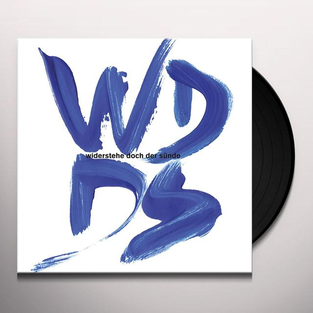 Nicolas Godin WIDERSTEHE DOCH DER S?NDE Vinyl Record - UK Import