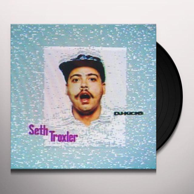 Seth Troxler DJ-KICKS Vinyl Record - UK Import