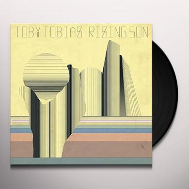 Toby Tobias RISING SON Vinyl Record - UK Import