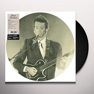 Steve Hackett ACCESS ALL AREAS Vinyl Record - UK Import