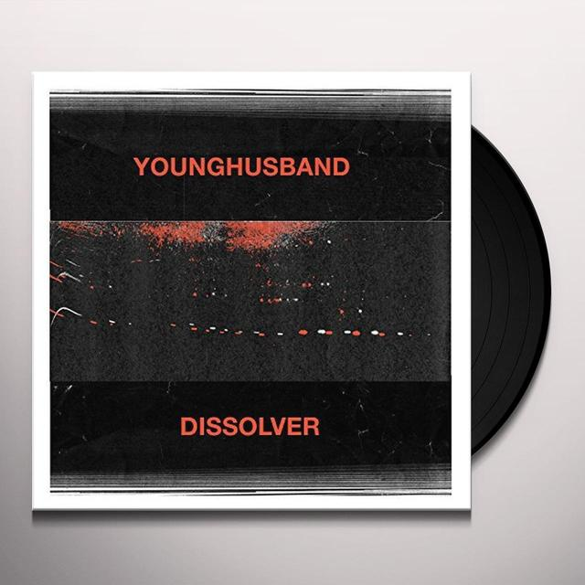 Younghusband DISSOLVER Vinyl Record - UK Release
