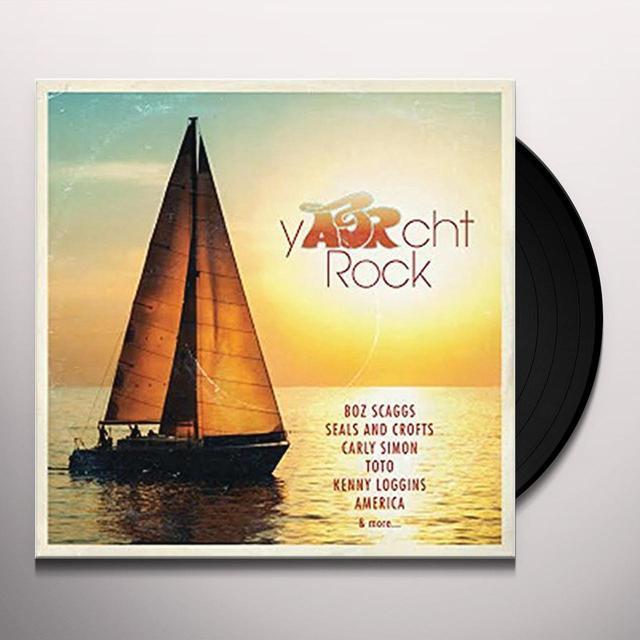 YACHT ROCK / VARIOUS (UK) YACHT ROCK / VARIOUS Vinyl Record - UK Import