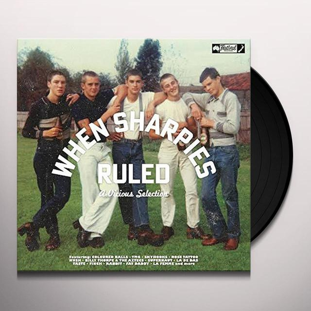 WHEN SHARPIES RULED: VICIOUS SELECTION / VARIOUS Vinyl Record