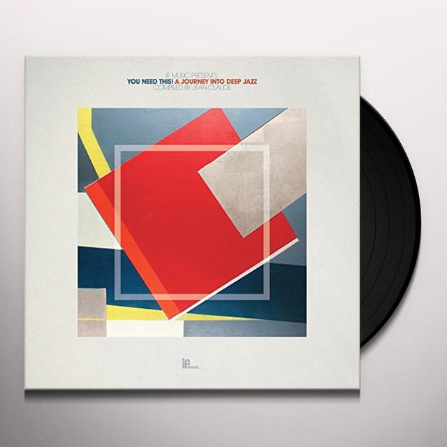 IF MUSIC PRESENTS: YOU NEED THIS: A JOURNEY INTO Vinyl Record