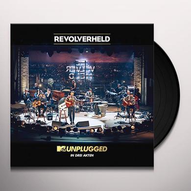 Revolverheld MTV UNPLUGGED IN DREI AKTEN (HK) Vinyl Record