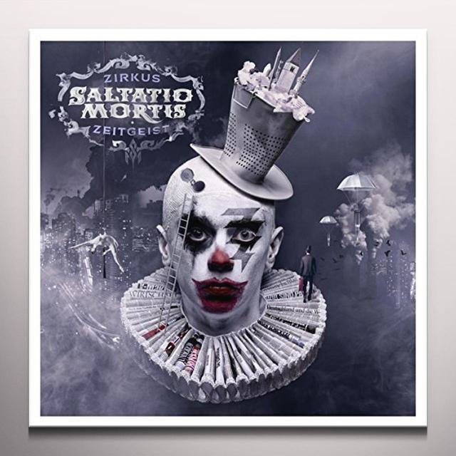 Saltatio Mortis ZIRKUS ZEITGEIST Vinyl Record