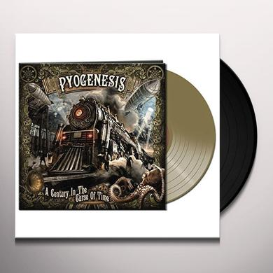 Pyogenesis CENTURY IN THE CURSE OF TIME (GER) Vinyl Record