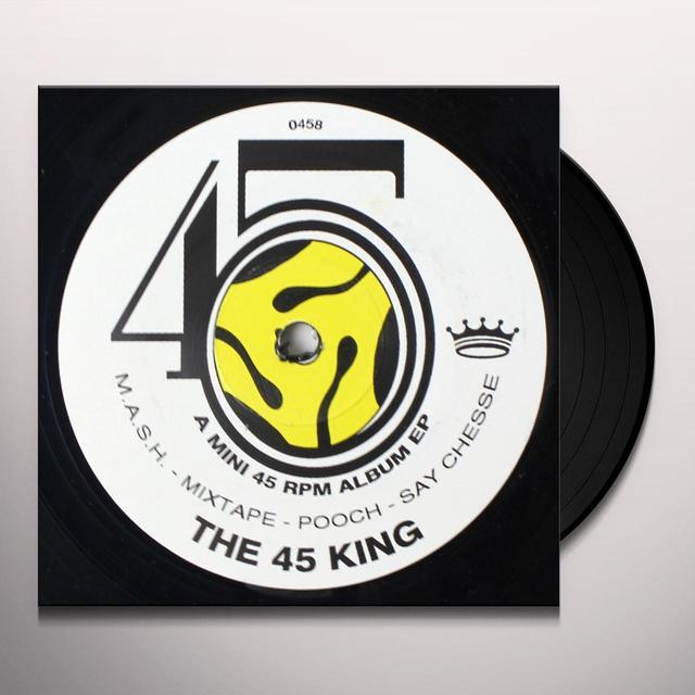 45 King M.A.S.H. Vinyl Record