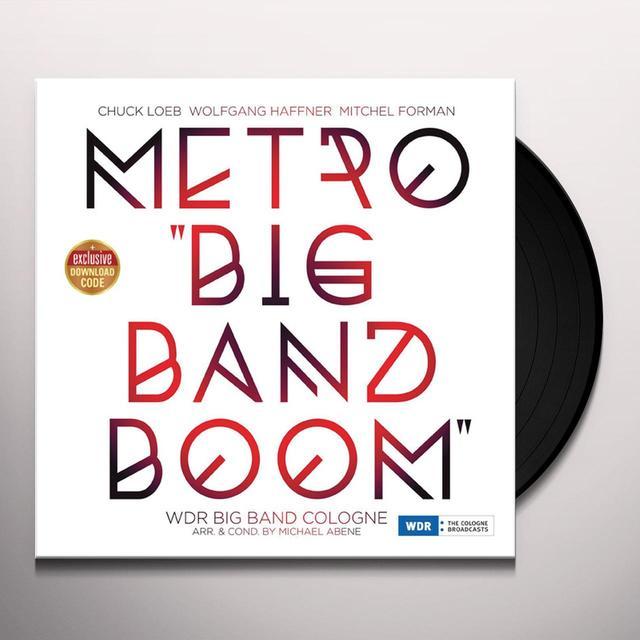 METRO / WDR BIG BAND BIG BAND BOOM Vinyl Record