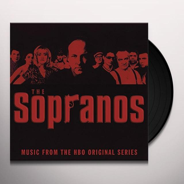 SOPRANOS: MUSIC FROM THE HBO ORIGINAL - O.S.T. Vinyl Record