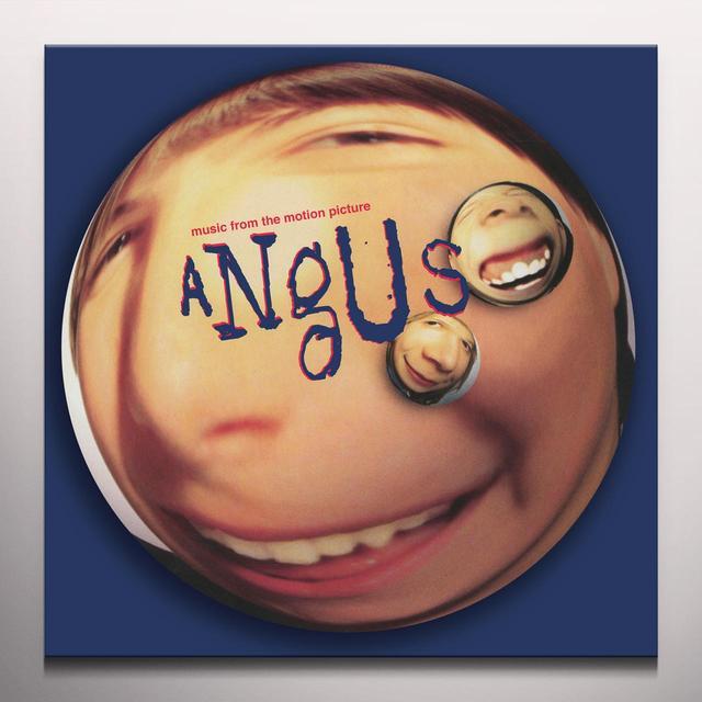 ANGUS / O.S.T. (COLV) (CVNL) (LTD) (OGV) ANGUS / O.S.T. Vinyl Record - Colored Vinyl, Clear Vinyl, Limited Edition, 180 Gram Pressing