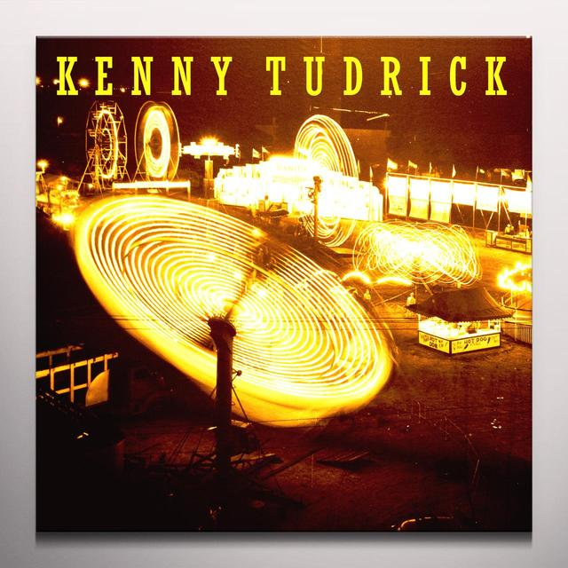Kenny Tudrick CHURCH HILL DOWNS / FAIRGROUNDS Vinyl Record - Colored Vinyl, Limited Edition