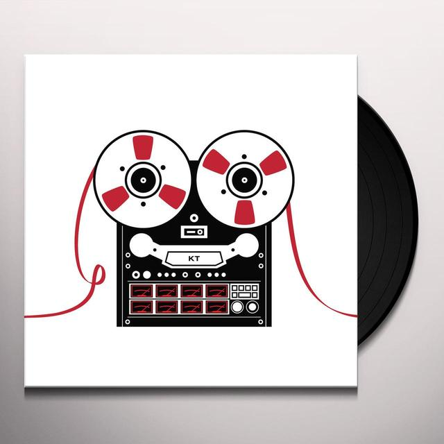 Kenny Tudrick KEN'S KITCHEN Vinyl Record - Limited Edition