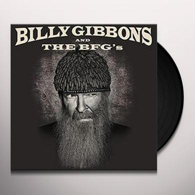 Billy Gibbons & The Bfg'S PERFECTAMUNDO Vinyl Record