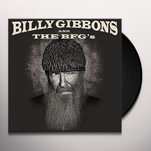 Billy Gibbons & The Bfg'S PERFECTAMUNDO Vinyl Record