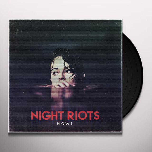 Night Riots HOWL Vinyl Record - Digital Download Included