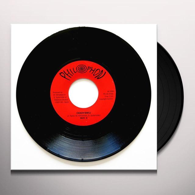 Roy X ODOYEWU / SAKAWA Vinyl Record