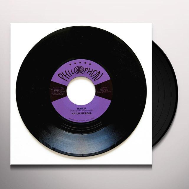 Hailu Mergia YEGLE NESHA / HAILU Vinyl Record