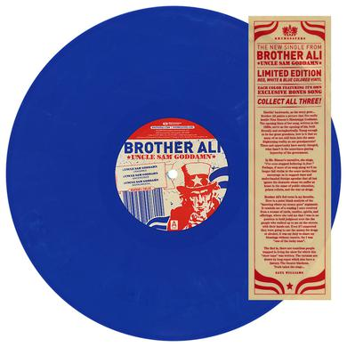 Brother Ali UNCLE SAM Vinyl Record