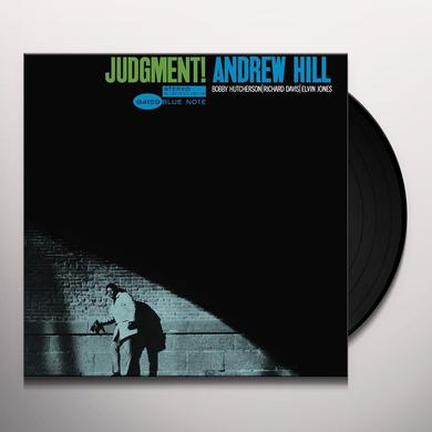 Andrew Hill JUDGMENT Vinyl Record - Gatefold Sleeve, Limited Edition, 180 Gram Pressing, Remastered