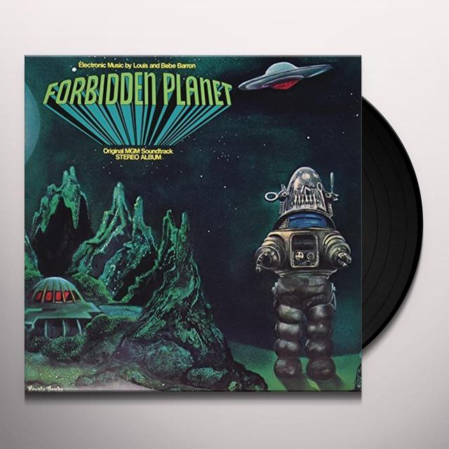 FORBIDDEN PLANET / O.S.T. Vinyl Record