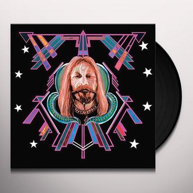 Nik Turner SPACE FUSION ODYSSEY Vinyl Record