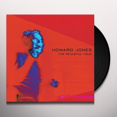 Howard Jones PEACEFUL TOUR Vinyl Record
