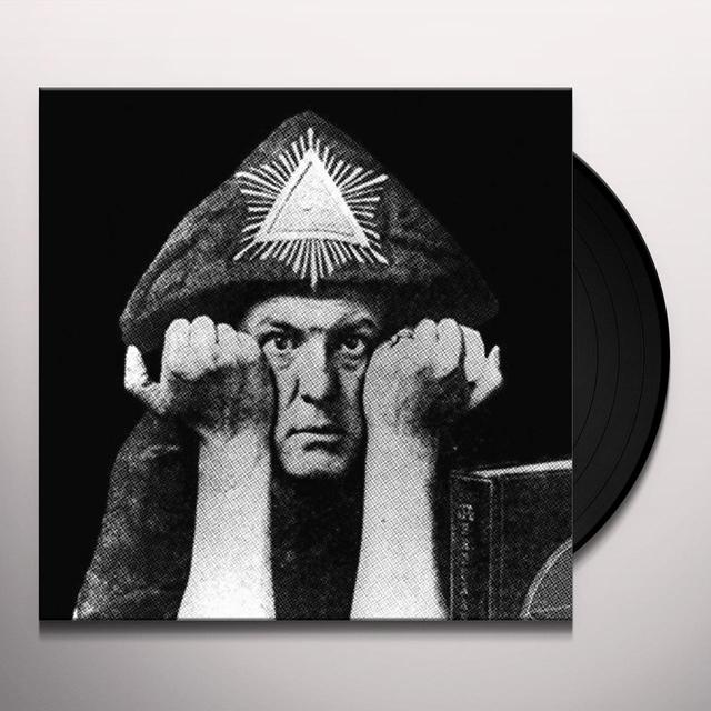 Aleister Crowley EVIL BEAST Vinyl Record