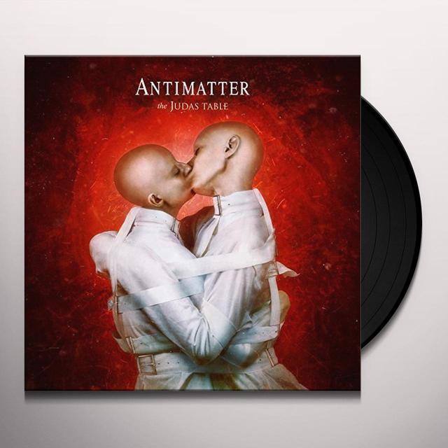 Antimatter JUDAS TABLE Vinyl Record