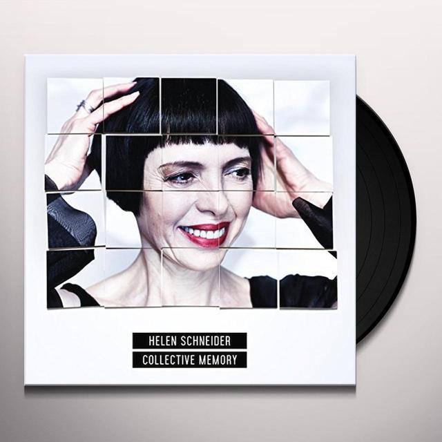 Helen Schneider COLLECTIVE MEMORY Vinyl Record