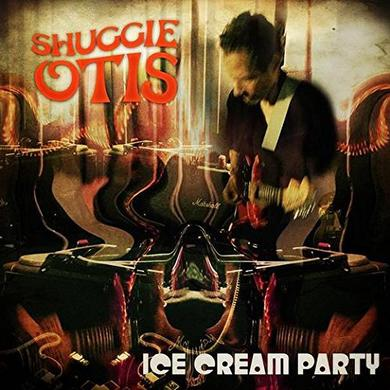 Shuggie Otis ICE CREAM PARTY Vinyl Record